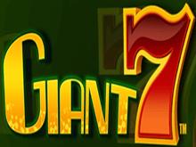 Гигант 7 в онлайн-казино Вулкан