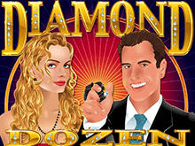 Diamond Dozen игровой автомат для роскошного досуга