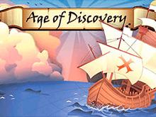 Игровой аппарат Age Of Discovery – онлайн-игра о морских путешествиях